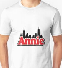 Annie  Slim Fit T-Shirt