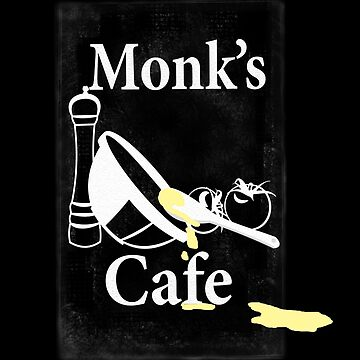 Monk's Cafe by thepeanutline