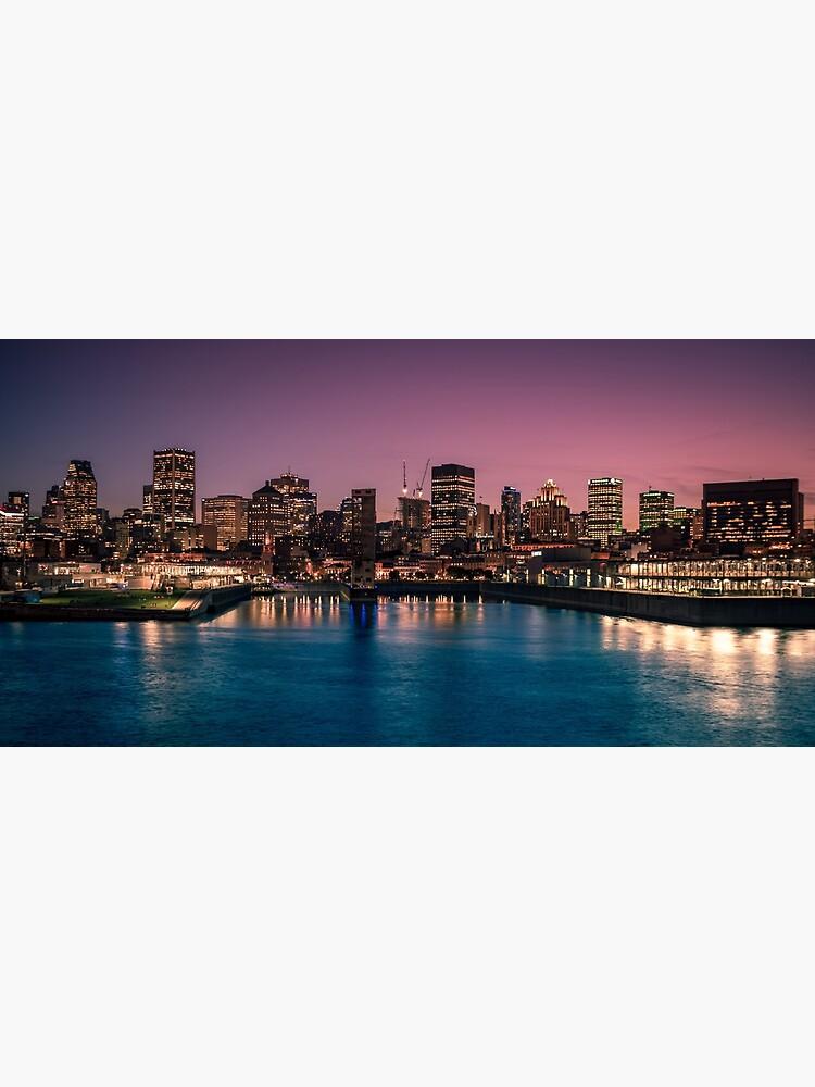 Montreal at Night by TokyoLuv