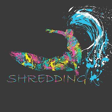 Shredding by GraphXninja