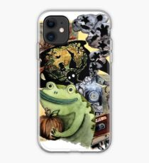 Over the Garden Wall, Led Through The Mist iPhone Case