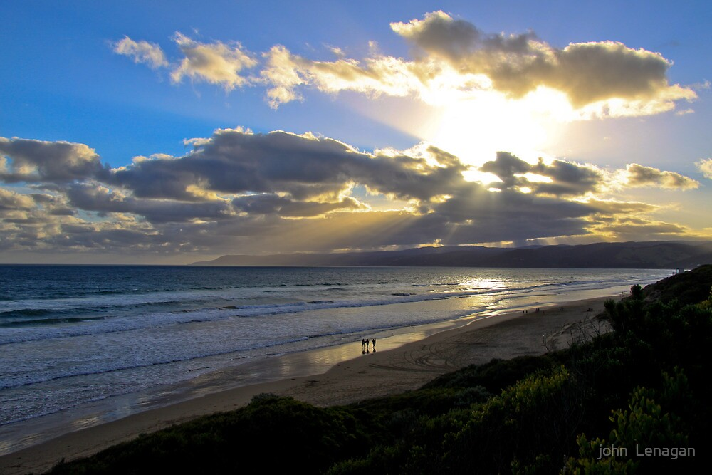 Let there be light by john  Lenagan