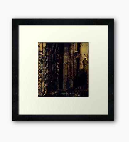 cx - Eve of Destruction Framed Print
