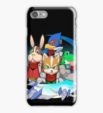 Star Fox iPhone Case/Skin