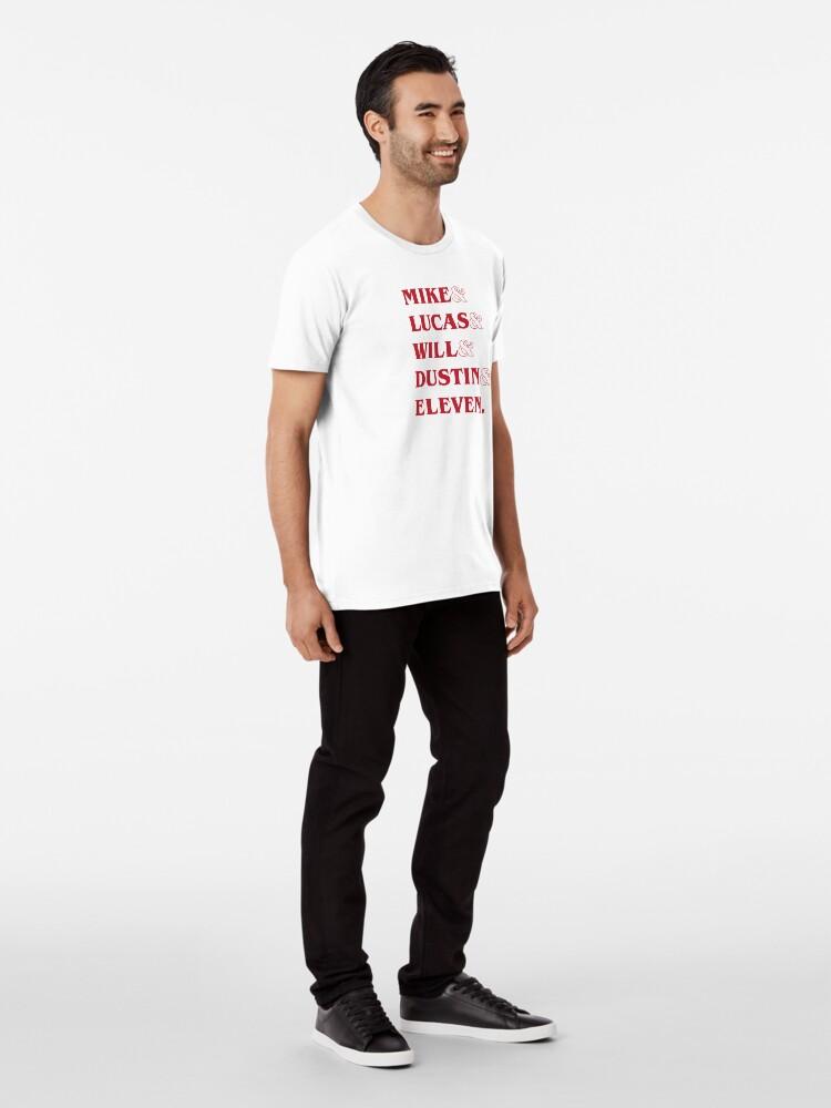 Alternate view of Weird Things are Happening Premium T-Shirt
