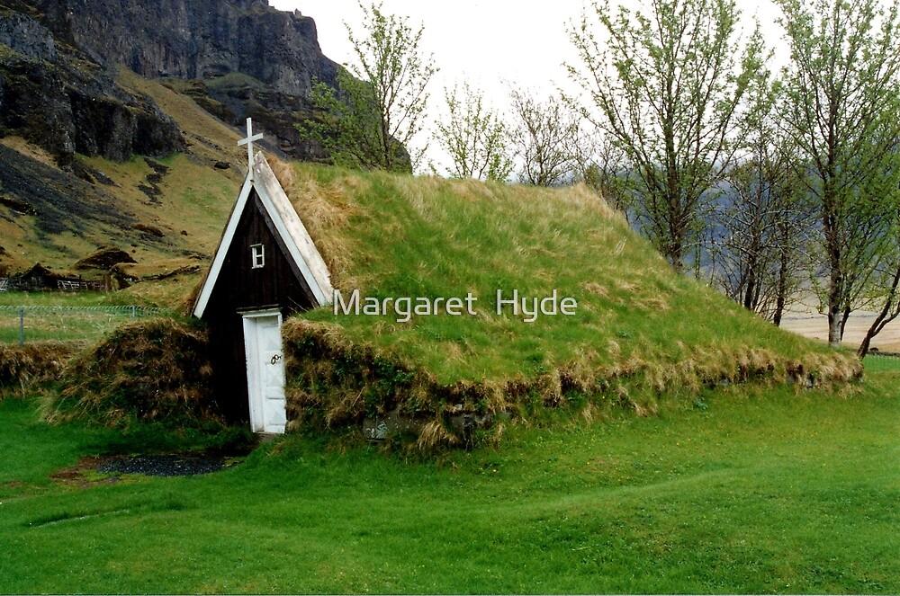Chapel, Skalftafell, Iceland by Margaret  Hyde
