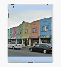 Rainbow Plaza iPad Case/Skin