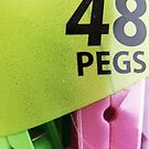 New Year, 48 New Pegs...things are Looking Goooood by LouJay