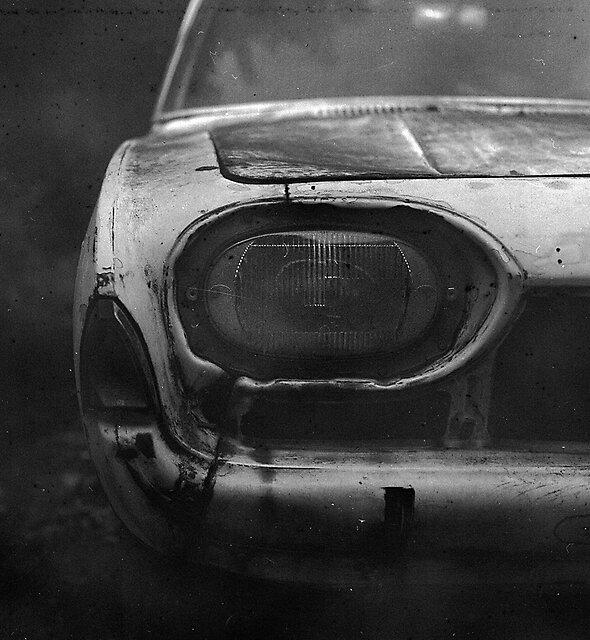 Ford Taunus 2 by Stefan Kutsarov
