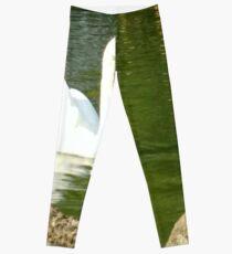 Merch #49 -- Swan - Shot 7 Leggings