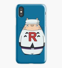 Toto rocket iPhone Case