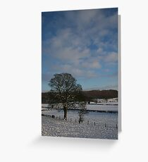 Standing strong.... Greeting Card