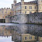 Leeds Castle reflection by Kaylea