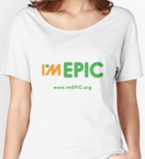 i*mEPIC Women's Relaxed Fit T-Shirt