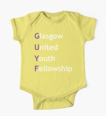 Glasgow United Youth fellowship Kids Clothes