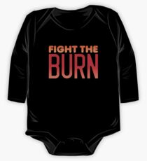 FIGHT THE BURN Kids Clothes