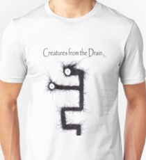 the creatures from the drain 12 Unisex T-Shirt