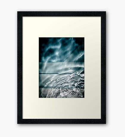 nightswimming_a Framed Print