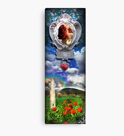 Habakkuk's Watchtower Canvas Print
