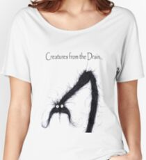 the creatures from the drain 14 Women's Relaxed Fit T-Shirt
