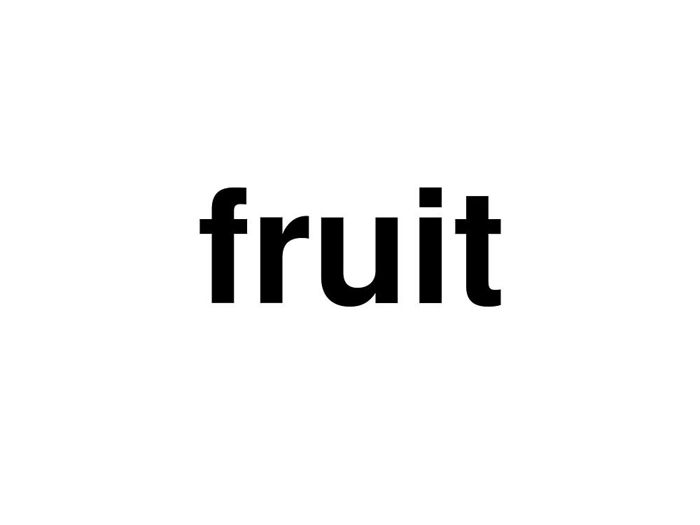 fruit by ninov94