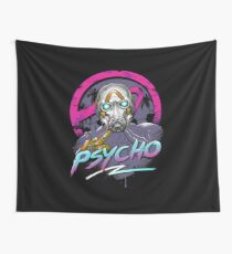Rad Psycho Wall Tapestry