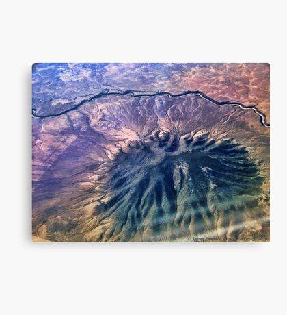 Caldera - Ute Mountain (USA) Canvas Print