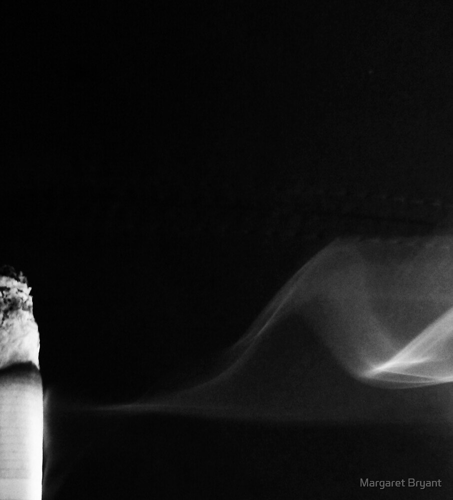 01-05-11  Spiral Smoke by Margaret Bryant