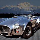 1965 Shelby Cobra 427 #CSX4238 by TeeMack