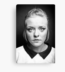 Leanne - Expressions Canvas Print