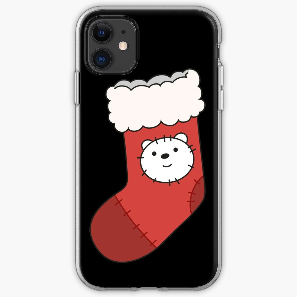 Ice Bear iPhone Case & Cover