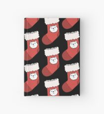 Ice Bear Hardcover Journal