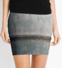 the dark side of the bamboo Mini Skirt