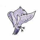 plum bird by dthaase