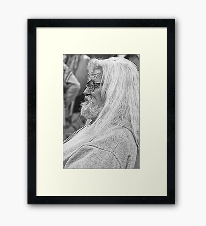 It's the '60's Again!!  Framed Print