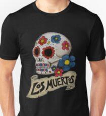 Los Muertos Skull T-Shirt
