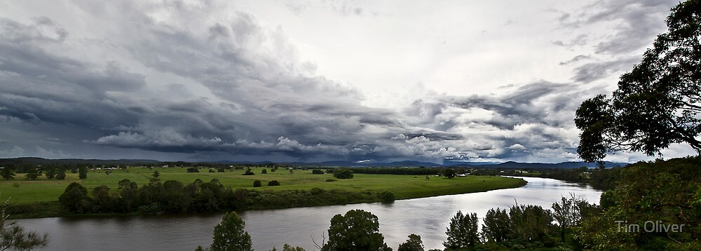 The Macleay Valley Storming by Tim Oliver