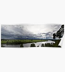 The Macleay Valley Storming Poster