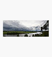 The Macleay Valley Storming Photographic Print