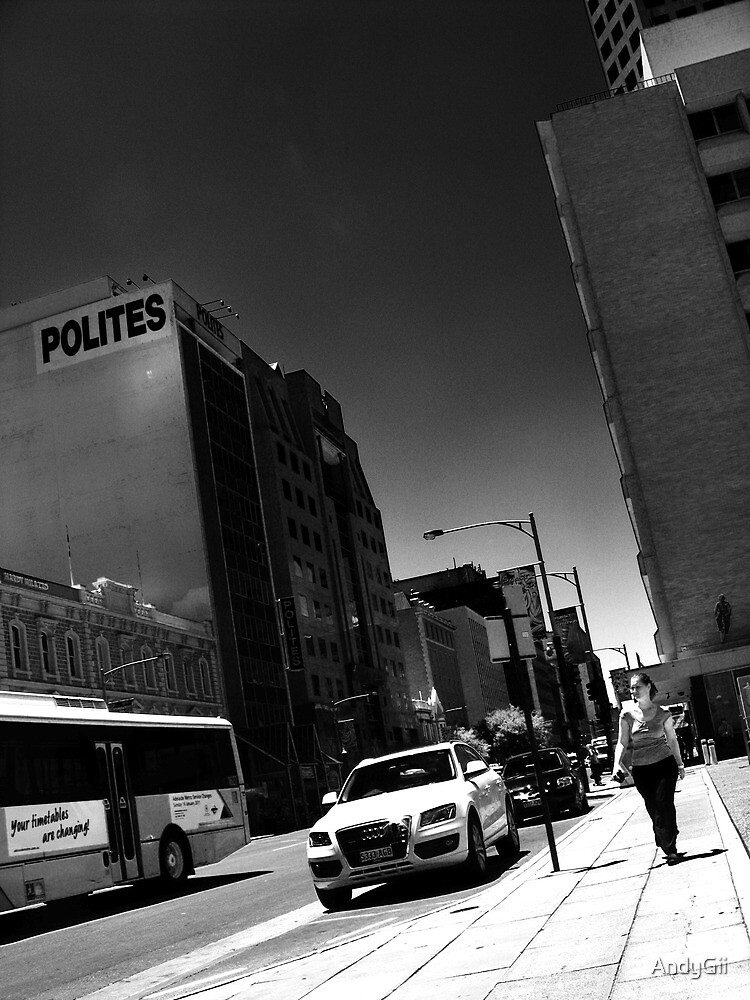 Currie St by AndyGii