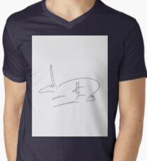 dthaase rebus Mens V-Neck T-Shirt