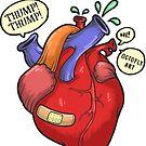 Heart thump-thump by octoflyart