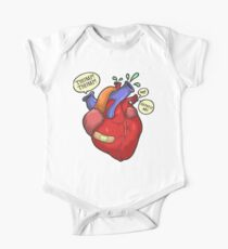 Heart thump-thump Kids Clothes