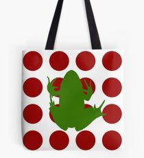 Simple Frog in the Bog Tote Bag