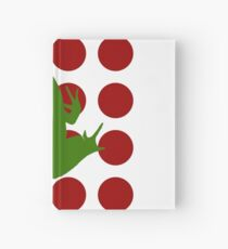 Simple Frog in the Bog Hardcover Journal