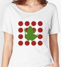 Simple Frog in the Bog Relaxed Fit T-Shirt