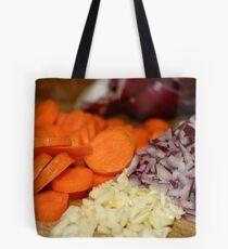3/365 Mise en Place Tote Bag