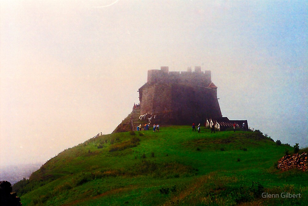 Lindisfarne Castle by Glenn Gilbert