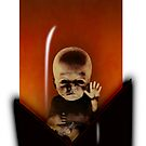 Death Stranding 'Bridge Baby' by gysahlgreens
