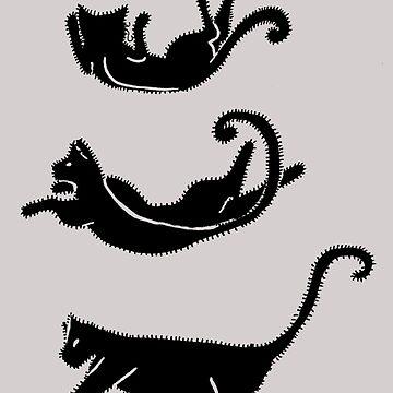 Antigone's cat by LucyNuzit